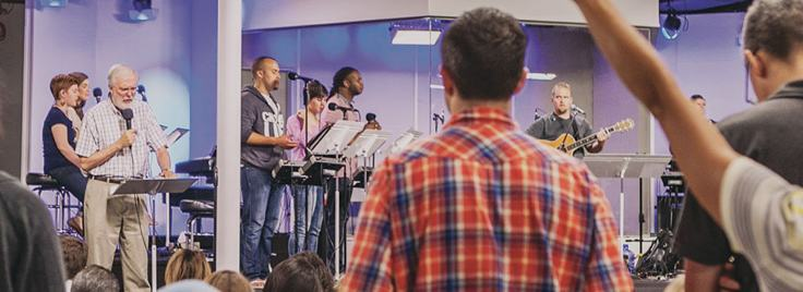 IHOPKC Press Center - About the International House of Prayer